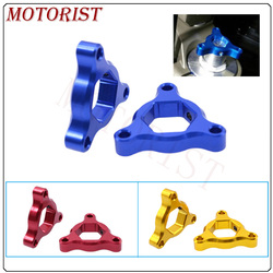 MOTORIST For Honda CBR 600RR CBR 600 RR CBR600RR 2005 2006 motorcycle accessories 22MM suspension fork preload adjusters