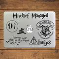 "Harry Potter Decal Set Laptop Sticker for MacBook Air/Pro/Retina 11"" 12"" 13"" Computer Mac Cool skin notebook Creativity Sticker"