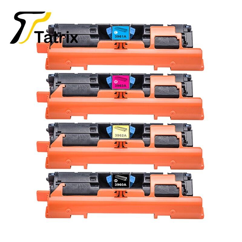 کارتریج تونر بازسازی شده برای HP Color - ماشین های اداری