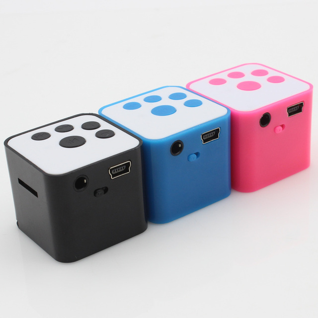 2015 Hot Sell Square Sport Mini Mp3 Player Portable Music Player With Micro TF Card Slot (Only MP3)