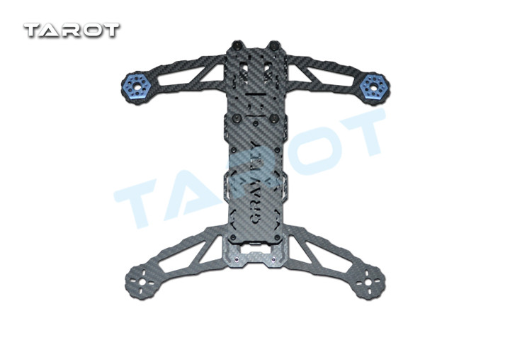 Tarot Mini 300 Runner TL300B Carbon Fiber Frame kit 4-axle for FPV Quadcopter Mutilcopter Drone Aircraft Accessories awesome f100 100mm quadcopter frame kit wheelbase mini four axis aircraft pure carbon fiber for fpv rc racing drone frame kit