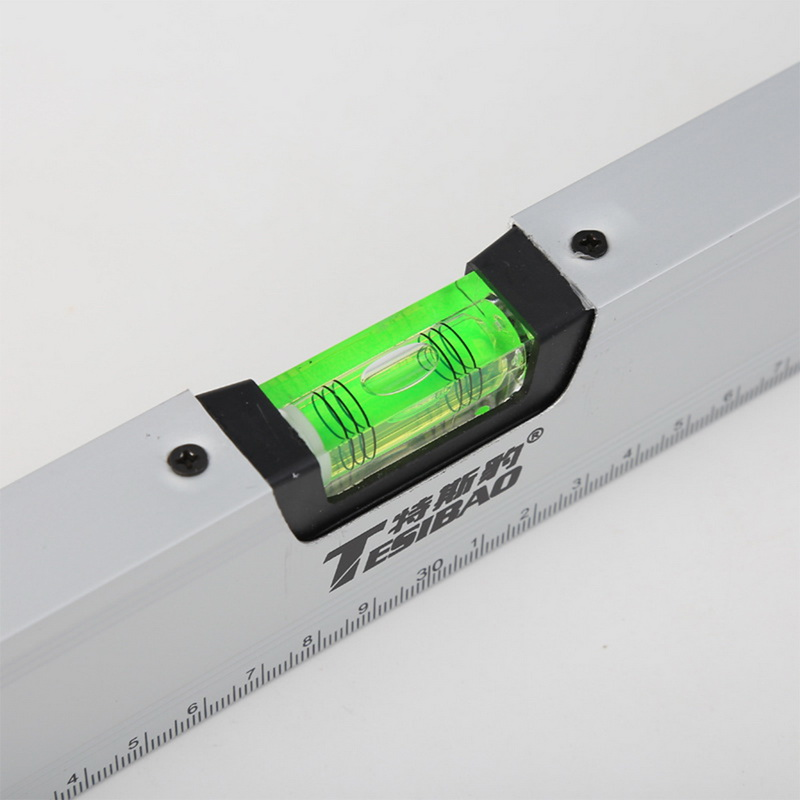 Hoomall Precision Level Measurement Instrument Scale Aluminum Alloy Spirit Level For Instrumentation 500mm 600mm Measuring Tools
