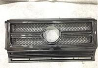 Carbon Fiber Car Front Around Mesh Grille Grills Cover Trims For Mercedes G Class W463 G55 G63 G350 G400 G500 G550 G900