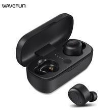 Wavefun X Pods 2 TWS Mini Bluetooth V5.0 Earphones True AAC Wireless Headphones Stereo Earbuds IPX5 Waterproof Headset with Mic-in Bluetooth Earphones & Headphones from Consumer Electronics on Aliexpress.com | Alibaba Group