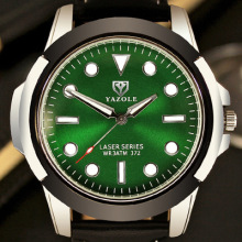 372 man sports watch luminous green ghost series wrist watch