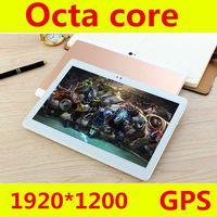 11.11 New 10.1 inch 3G 4G LTE Phone Call Android 7.0 Octa Core IPS pc Tablet WiFi 4G+32G 7 8 9 10 android tablet pc 4GB 32GB