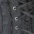 Burvogue Negro Deshuesada Corsés de Overbust de La Cintura Fajas Cincher Ata Para Arriba Deshuesado Satén Más Pechugón Con el Tamaño de la Cremallera Para Las Mujeres
