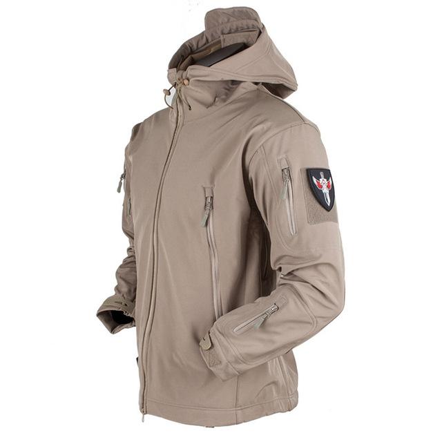 Men Winter Tactical Jacket