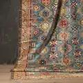 Kilim tappeti ricamati a mano Casa Arredamento geometrica Navajo Tribal Lana Tappetini Tappeto