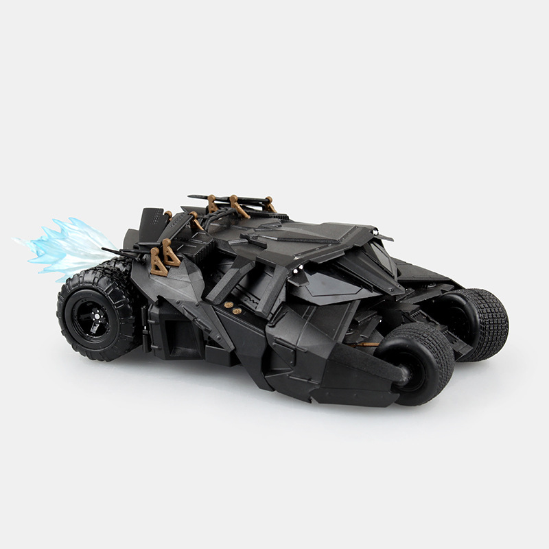 DC Super Hero The Dark Knight Batman Batmobile Tumbler PVC Action Figure Collectible Model Toys Doll 14cm SHAF039 1 6 figure doll afghanistan civilian fighter asad the soviet afghan war 1980 12 collectible figure doll plastic model toys