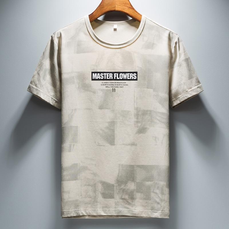 MIACAWOR New Brand Design Summer Men tshirt 100%Cotton Short-sleeve Funny t shirts Fashion Men Tees Camisetas MT657 4