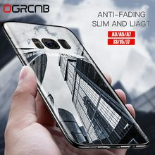 Ultra thin Soft Transparent Phone Case For Samsung Galaxy S8 Plus S7 S