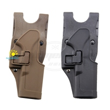 Left / Right Hand Tactical GLOCK Combat Airsoft Pistol Serpa Holster fits 17 19 22 23 31 32 RH holster