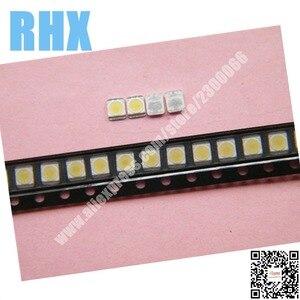 Image 2 - 200 peças/lote reparação lg 32 a 55 polegada lcd tv led backlight artigo lâmpada smd leds 3 v 1 w 3528 2835 branco frio diodo emissor de luz