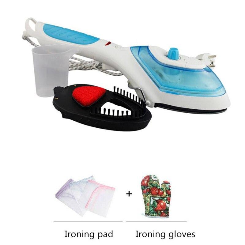 집에 휴대용 휴대용 기선 기선 전기 옷 증기 닦기 - 가전 제품 - 사진 2