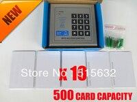 500 Card Capacity RFID Proximity Entry Lock Door Access Control System Digital ACCESS KEYPAD with 10 RFID Card