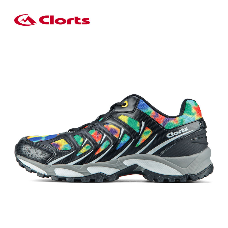 Clorts Men Trail Running Shoes Breathable Sport Shoes PU Runner Shoes Anti-Slipping Outdoor Shoes 3F021A/B 2017 top direct selling 2017 clorts men trail running shoes outdoor lightweight sneakers pu for free shipping 3f021a b
