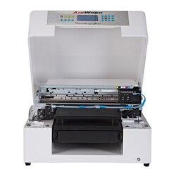 Nowy projekt tkaniny A3 maszyna do nadruków na koszulkach z CE zatwierdzone na bawełny włókienniczych