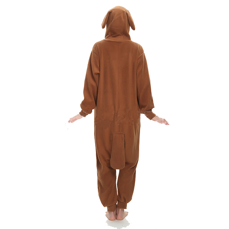 Teddy Dog kigurumi adult