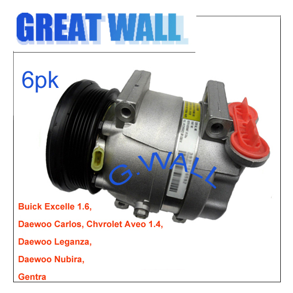 V5 Auto AC Compressor For Car Chevrolet Optra 1.6 96484932 96484932 96539388 96539392 J555-04