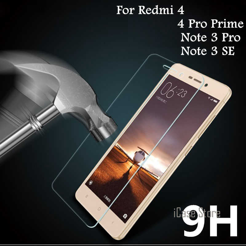 9 H szkło hartowane Screen Protector dla Xiaomi Redmi uwaga 3 SE Pro Prime specjalne wydanie Redmi 4 Pro Prime telefon Coque przypadku filmu