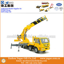 1:35 Scale Model, Diecast, Construction Model, XCMG SQZ4000A Folding Jib Truck Crane Model, Business Gift