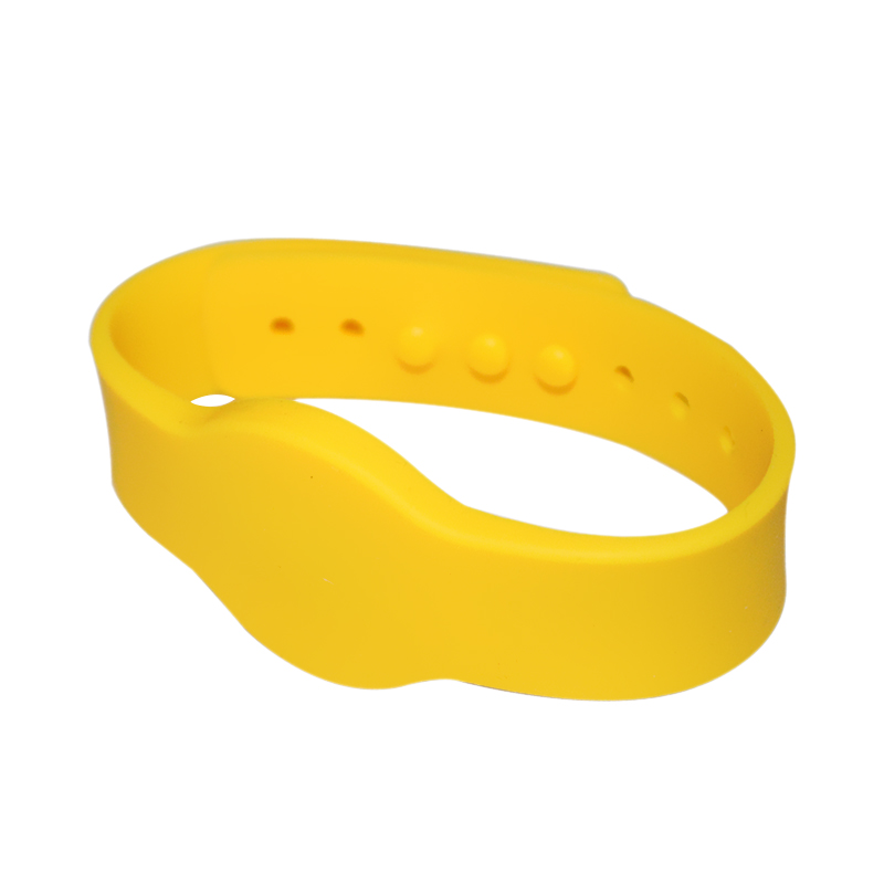 100pcs 125KHz EM4305 RFID Silicon wristband tag used for personnel management 1000pcs long range rfid plastic seal tag alien h3 used for waste bin management and gas jar management