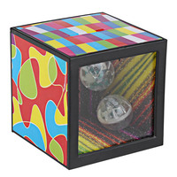 Fun Toy Trick Flash Magic Money Box But Coin Disappear Children Play Special Sweet Jokes