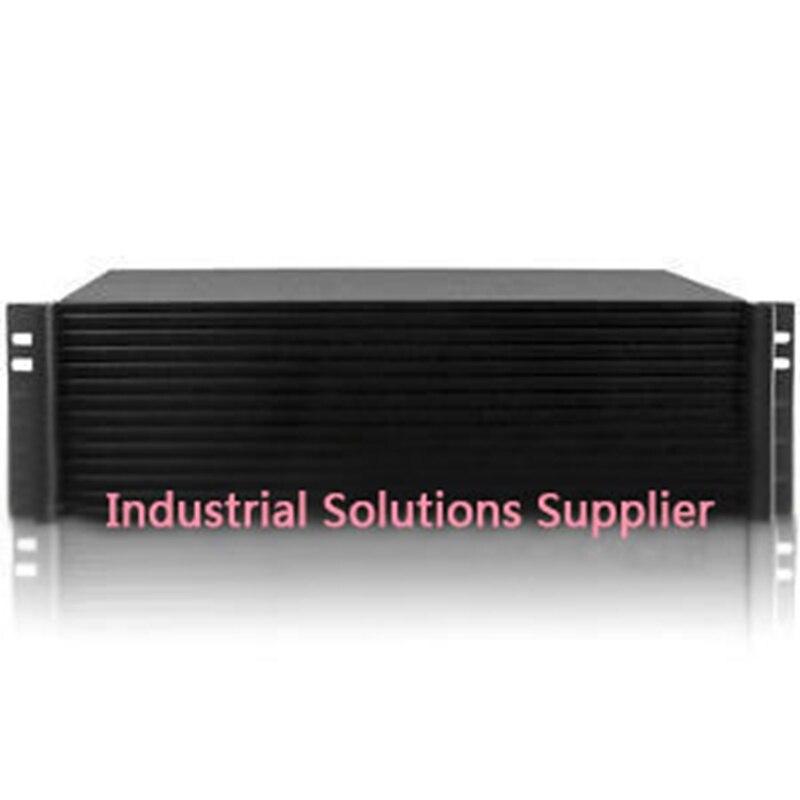 все цены на NEW 3u 338 380mm long 3u server industrial computer case big motherboard 9 hard drive онлайн