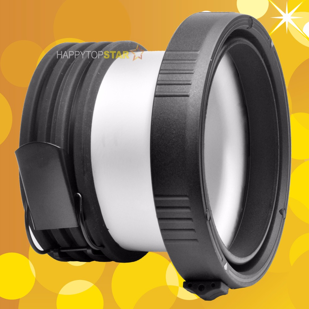Profoto Mounts To Elinchrom Mount Interchangeable Speedring Ring Adapter Adaptor Converter for Photo Studio Flash Strobe