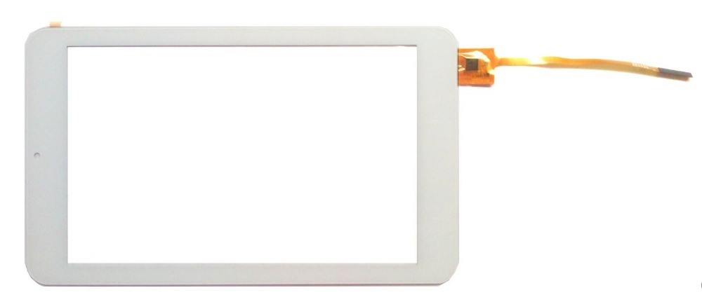 WHITE 7inch for Digma iDsQ7 Ritmix RMD-770 Turbopad 702 tablet pc capacitive touch screen glass digitizer panel