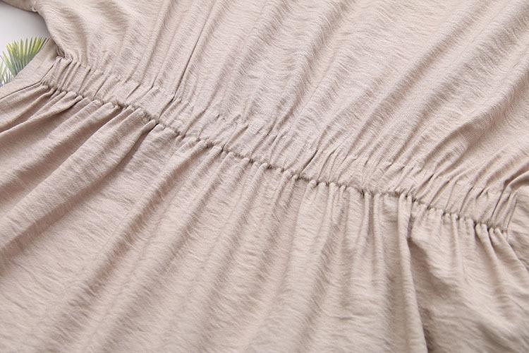 Trench Mode Manches 2019 054 coat À Ouvrir Lâche Grande Navy Taille Printemps De Femme H8 Vêtement Survêtement Longues Pour Point kaki Décontracté qqwvSpOt