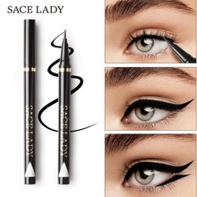 SACE LADY Liquid Eyeliner Long Lasting Makeup Black Eye Liner Pencil Smudge-proof Profissional Smooth