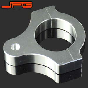 Image 1 - Direksiyon damperi sabitleyici kelepçe montaj adaptörü braketi 30 31 32 33 35 36 37 38 39 40 41 43 45 46 47 48 49 50 52 53 54 60 MM