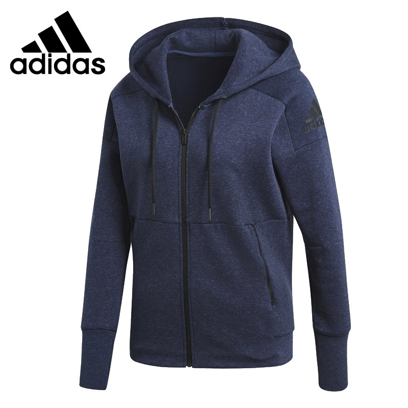 Original New Arrival 2018 Adidas W Id Stadium Hd Women's  jacket Hooded Sportswear adidas original new arrival official neo women s knitted pants breathable elatstic waist sportswear bs4904