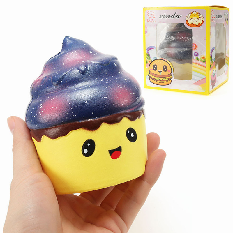 Best Deal Xinda Soft Ice Cream Cup 12cm Soft Slow Rising With Packaging Collection Gift Decor Toy Phone Straps Best Gift