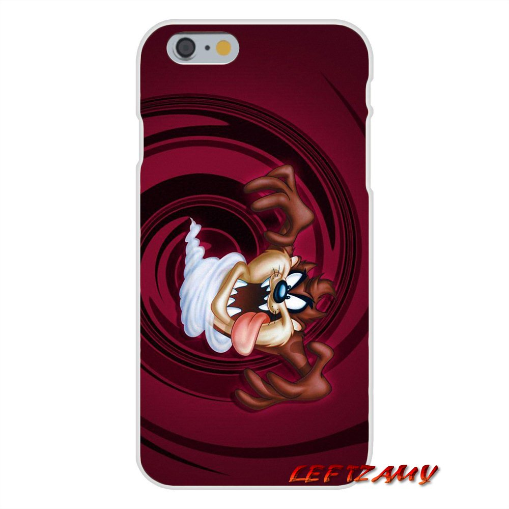 Looney Tunes Taz Crazy in Love Slim Silicone phone Case For Samsung Galaxy A3 A5 A7 J1 J2 J3 J5 J7 2015 2016 2017