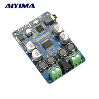 TDA7492P Dual Channel 25WX25W Bluetooth Power Amplifier Board Speakers Modified Music Receiving Amplifier Diy