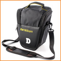 Caja de la cámara cubierta de la bolsa para nikon dslr triángulo d3400 d3100 d3200 D5200 D5100 D5300 D3300 D5500 D7200 D7100 D7300 D50 D60 D90 D300