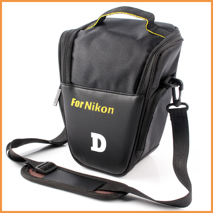 Camera Bag Case Triangle Cover For Nikon Dslr D3400 D3100 D3200 D3300 D5500 D5300 D5100 D5200 D7300 D7200 D7100 D50 D60 D90 D300 In Video Bags From