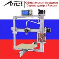 Original Anet A8 3d Printer I3 Reprap High Precision Quliaty Good Price Aluminum Hot Bed LCD