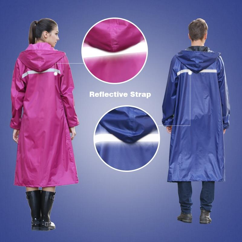 Rainfreem Undurchlässiger Regenmantel Damen / Herren Wasserdichter - Haushaltswaren - Foto 4