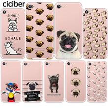 ciciber French Bulldog Puppy Phone Case for iPhone
