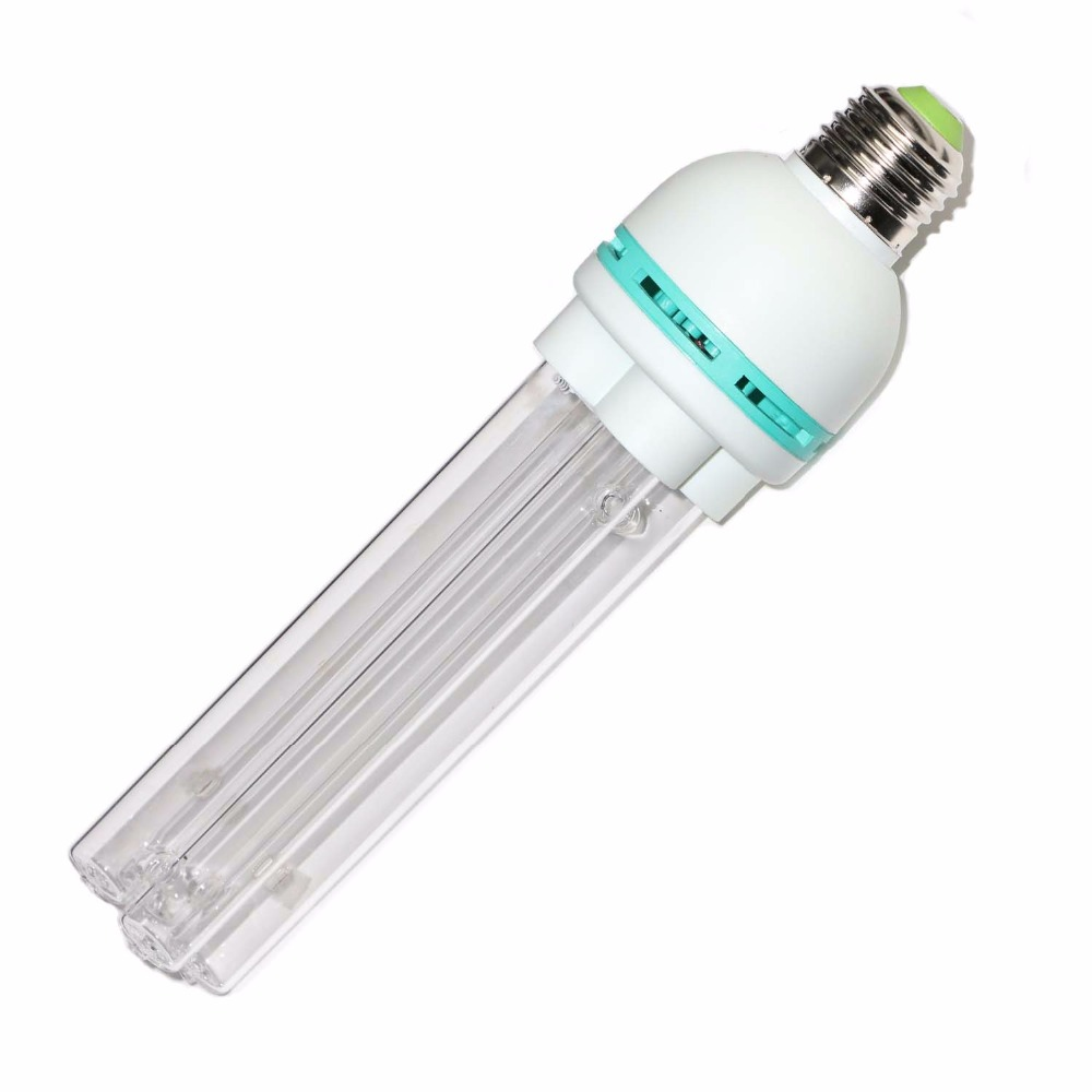 uvc lamp bulb face