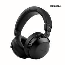 Купить с кэшбэком SIVGA SV003 Wooden Closed Type HIFI Monitor Headphone 50mm Plated Beryllium Dynamic Headphones