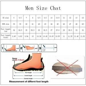 Image 5 - 2019 ربيع الخريف كلاسيكي جديد الرجال أحذية رياضية المنخفضة قطع عادية flyطقس الرجال الموضة منخفضة لمساعدة الموضة الرجال حذاء كاجوال WW 866 4
