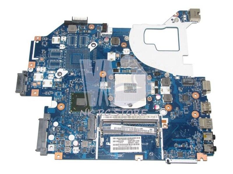 NOKOTION NBY1111001 NB.Y1111.001 Main Board For Acer aspire V3-571 NV56R Laptop Motherboard DDR3 LA-7912P va70hw main bd gddr5 motherboard for acer aspire v3 772g laptop main board ddr3 geforce gtx760m 100