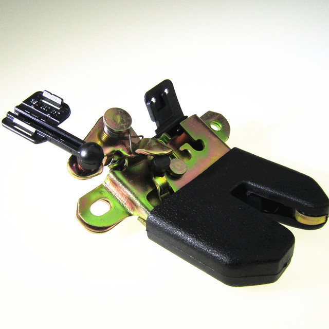 OEM New Rear Trunk Boot Lid Latch Lock For VW Bora 1J2 Jetta 4 MK4 Saloon Polo Sedan 1J5 827 505 1J5827505 1J5-827-505