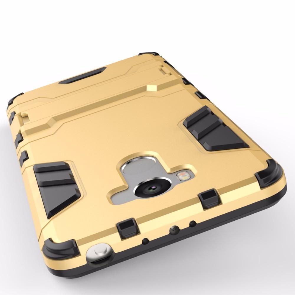 15e53ded44b31 Hybrid Wytrzymała Zbroja 5.0 cal Silikonowe Etui Na Xiaomi Redmi 4 odporny  na wstrząsy Twardy Rugged Pokrywy Powrotem Coque Dla Redmi 4 Pro Prime (<