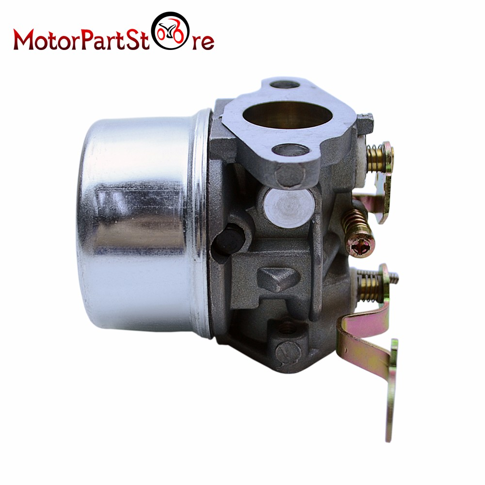 US $11 97 9% OFF|New Carburetor Carb w/ Gasket for Tecumseh 640340 OHH50  OHH55 OHH60 Engines D10-in Carburetor from Automobiles & Motorcycles on
